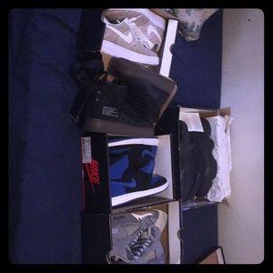 Jordan's/Nike Shoes and Sneakers